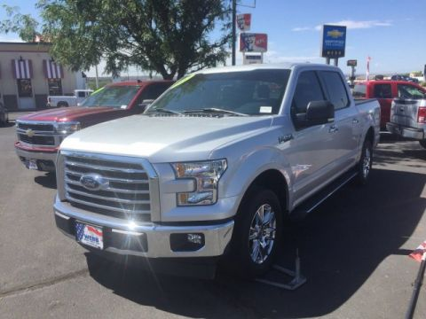 Pre-Owned 2017 Ford F-150 RWD Crew Cab Pickup