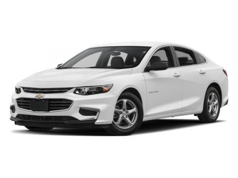 Pre-Owned 2018 Chevrolet Malibu LS FWD 4dr Car