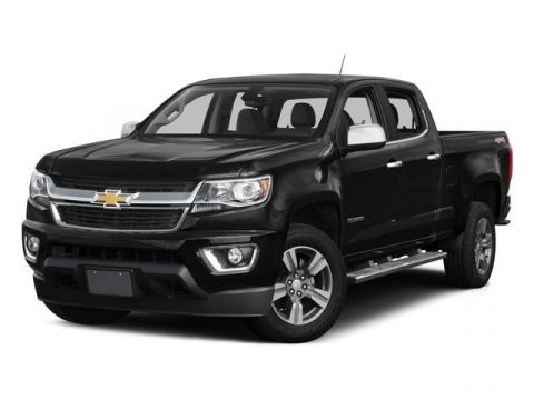 2017 Chevrolet Colorado 4WD LT