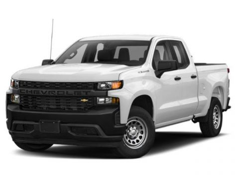 Pre-Owned 2019 Chevrolet Silverado 1500 LT 4WD Extended Cab Pickup