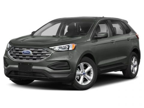Pre-Owned 2019 Ford Edge SE FWD Sport Utility
