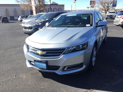 Pre-Owned 2016 Chevrolet Impala LT FWD 4dr Car