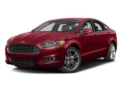 Pre-Owned 2016 Ford Fusion Titanium FWD 4dr Car