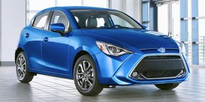New 2020 Toyota Yaris LE FWD Hatchback 4 Door