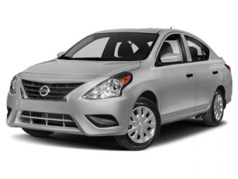 Pre-Owned 2019 Nissan Versa Sedan S Plus FWD 4dr Car