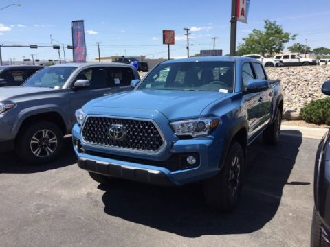 New 2019 Toyota Tacoma TRD Off Road Double Cab 5' Bed V6 AT (Natl)