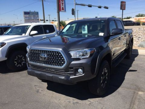 New 2019 Toyota Tacoma TRD Off Road Double Cab 6' Bed V6 AT (Natl)