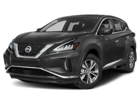 Pre-Owned 2020 Nissan Murano SV FWD Sport Utility