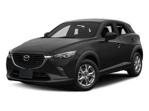 Pre-Owned 2017 Mazda CX-3 Sport AWD Sport Utility