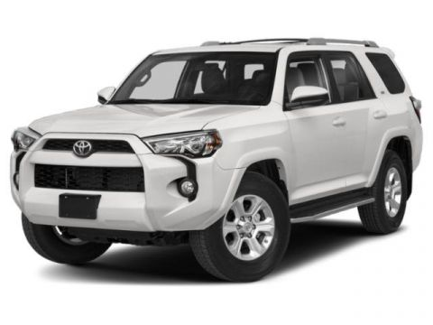 Pre-Owned 2018 Toyota 4Runner 4WD Sport Utility
