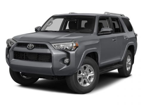 Pre-Owned 2014 Toyota 4Runner 4WD Sport Utility