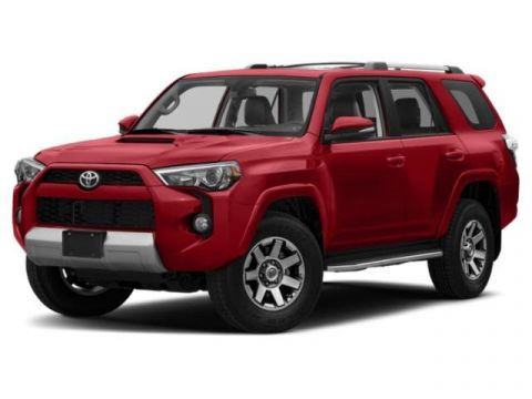 Pre-Owned 2019 Toyota 4Runner 4WD Sport Utility