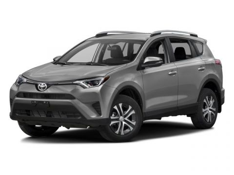 Pre-Owned 2016 Toyota RAV4 LE AWD Sport Utility
