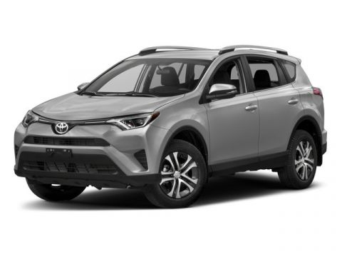 Pre-Owned 2018 Toyota RAV4 LE AWD Sport Utility