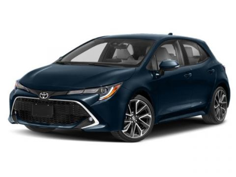 Pre-Owned 2019 Toyota Corolla Hatchback FWD Hatchback